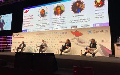 Agenciasclm participa en HIP 2021, el primer gran evento presencial en Madrid, para apoyar a la recuperación de la hostelería española